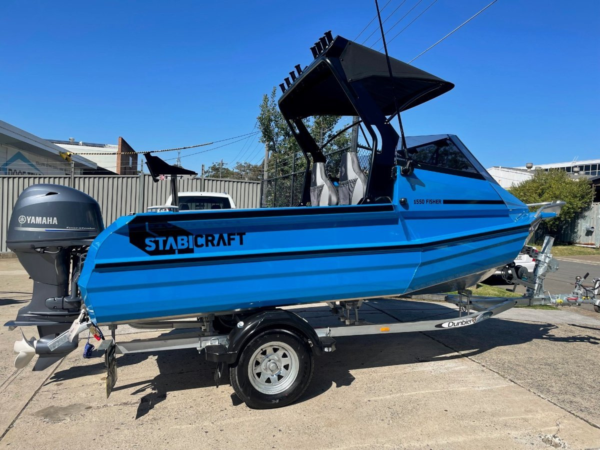Stabicraft 1550 Fisher
