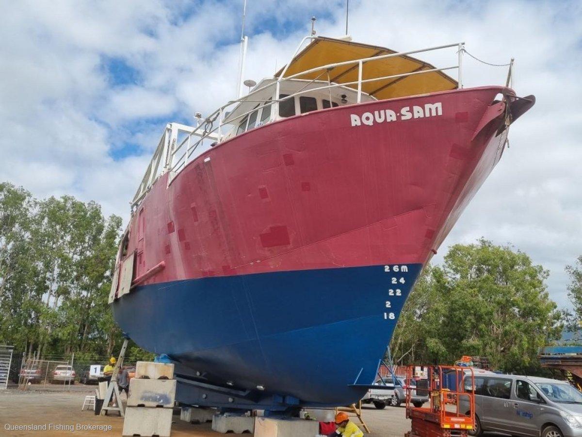 LV339 19.45m Line Fishing Vessel