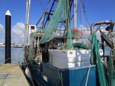 TS466 13.71m Steel Trawler - Boat Only