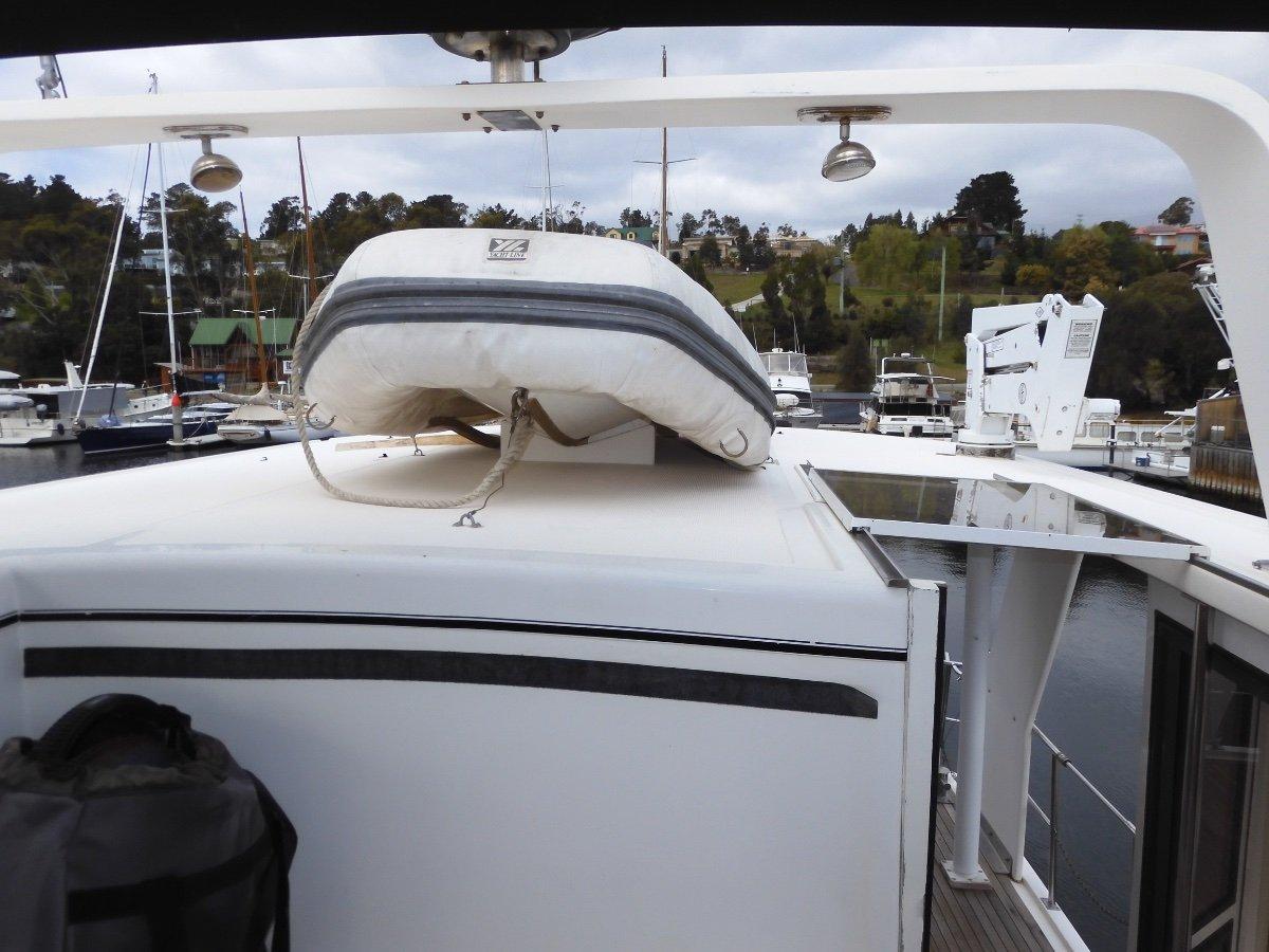Sea Ranger 46 Aft Cabin Flybridge Cruiser GREAT LAYOUT, INCREADIBLE INTEREIOR SPACE!