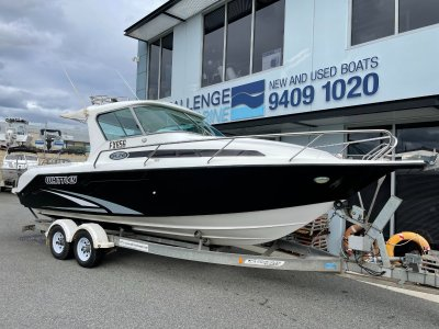 Whittley SL 26 Hard Top 280hp V8 Fresh water cooled