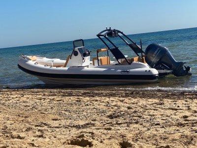 Moby RIB Luxrib22 - 150hp