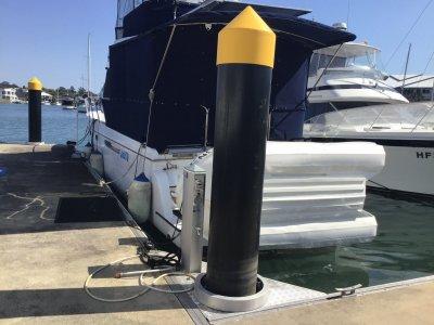 Raby Bay Marina 15M monohull berth for sale