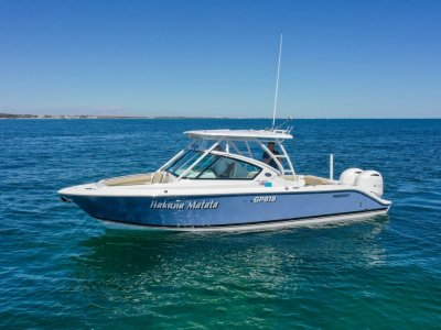 Pursuit DC266 Dual Console *In Stock Turn Key Ready*