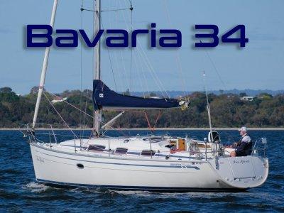 Bavaria 34 ~ Very