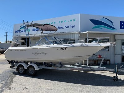 Key West 2020 Bowrider Dual Console