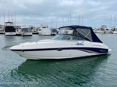 Chaparral 235 Ssi New Manifolds and risers, clears and bimini + more- Click for more info...