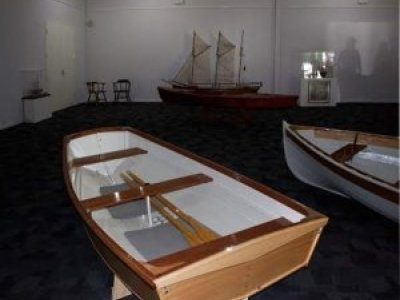 Lewis Boats Traditional Snub Nose Dinghy