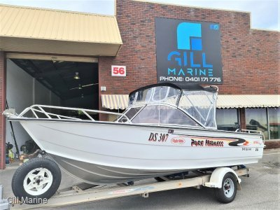 Stacer 549 Sportster PERFECT FAMILY, FISHING, SKIING ALROUNDER !!!!
