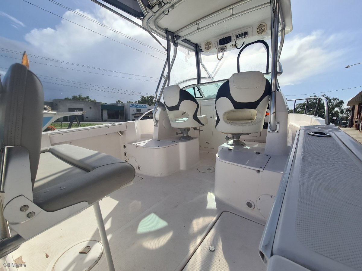Pro-line 24 Walkaround AWESOME OFFSHORE FAMILY, FISHING BOAT FORSALE