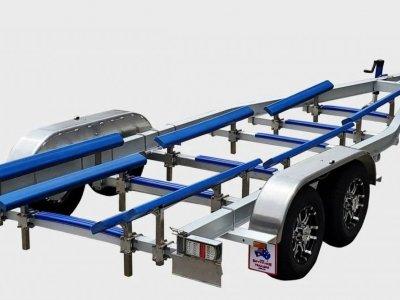 Spitfire Aluminium boat trailer 700- 2000