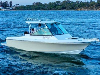 Caribbean Reef Runner 21 w/ New MerCruiser 6.2 & Hamilton Jet