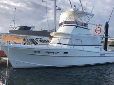 Clem Masters 34' Hardtop Flybridge Cruiser-Make an offer