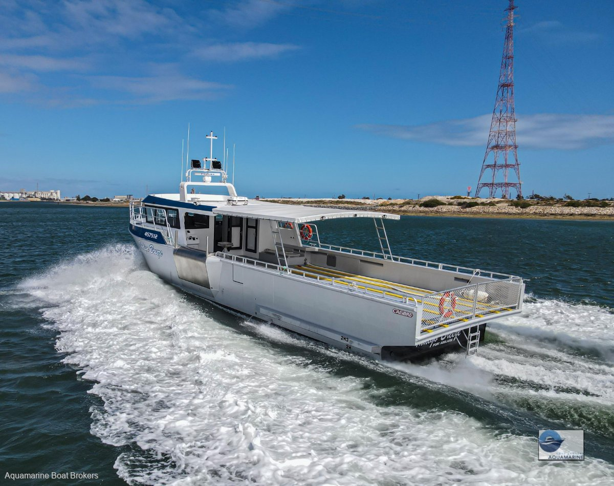New Calibre 65 Commercial Fishing Vessel