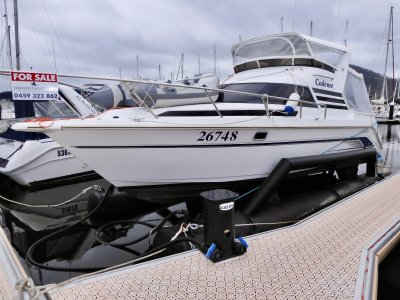 Seaquest 2800 Sportsman Flybridge Cruiser EXCELLENT CONDITION AND PERFORMANCE, MANY UPGRADES