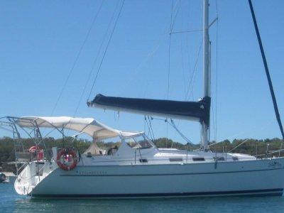 Beneteau Cyclades 39.3 - Cruise Ready