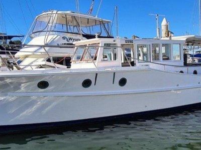 Watts and Wright Gentlemans Cruiser 43 foot Bay Cruiser