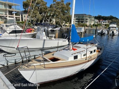 Herreshoff 28 Vintage classic, ready for a new owner