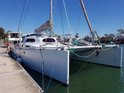 Wasson 43 Custom Sailing Catamaran