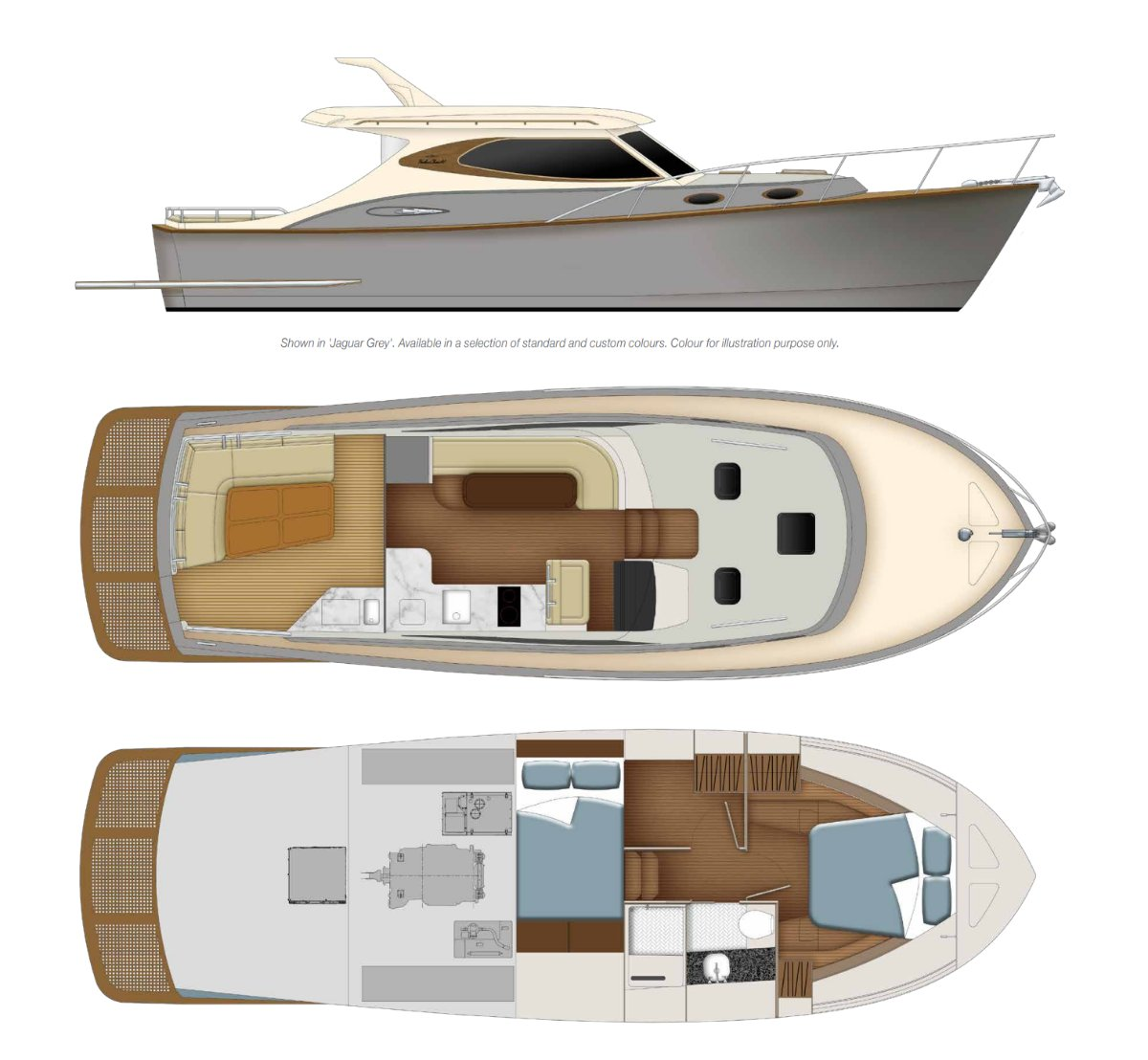 New Whitehaven Harbour Classic 40