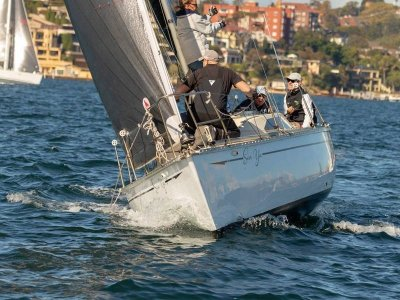 Swarbrick S80 Two shares in classic cruising/racing yacht