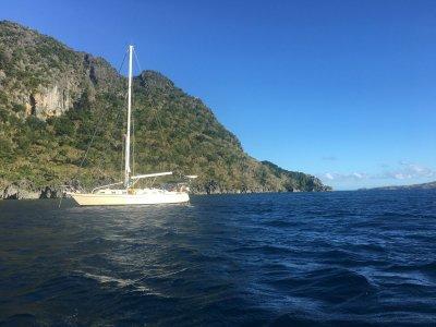 Island Packet 420 Blue water world cruiser