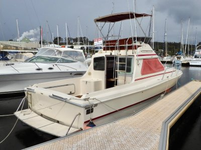 Randell 28 EXCELLENT CONDITION & PERFORMANCE VERY LOW HOURS!