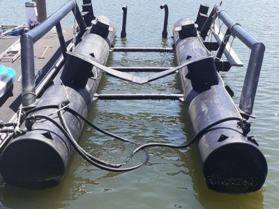 Air Dock for 26 -32 ft boat