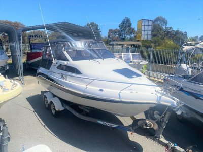 Whittley 580CR GREAT FIRST FAMILY BOAT