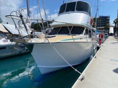 Ed Monk Flybridge Cruiser 11.5m
