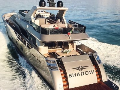 Tecnomar Nadara 30 m - Luxury Yacht in Commercial Survey