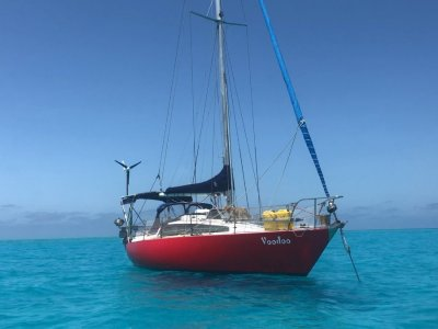 Miura 31 Proven seaworthy, ideal for cruising on budget