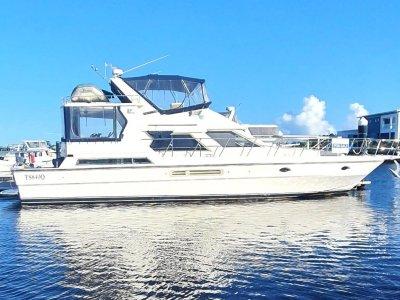 Vitech 55 Aft Cabin Yacht Fisher