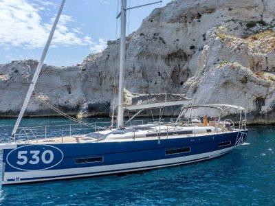 Dufour 530 1/6th Share Mediterranean Dec 2022
