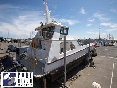 Seatamer Barge