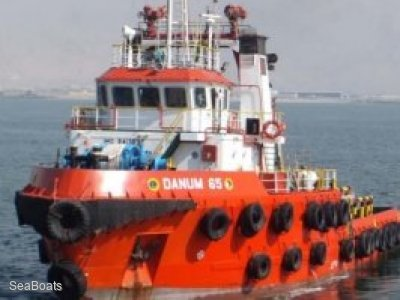 37m Tug Boat