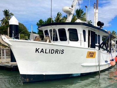 LV341 11.98m Line Fishing Vessel