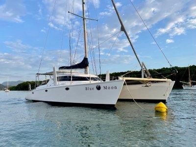 Crowther Sailing Catamaran Spindrift 39