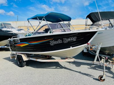 Quintrex 480 Coast Runner Value Packed