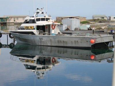 Image Commercial 53' Fishing/Charter Vessel - Near New V12 Motor