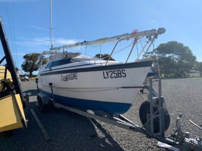 Macgregor 26X For sale 'Champagne'