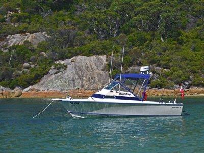 Bertram 20 Cabin Cruiser