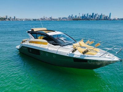 Cranchi M 44 HT Commercially Endorsed for charter - AMSA survey
