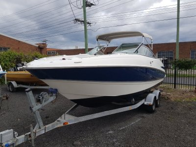 Maxum 2400 SCR The Ultimate Day Boat