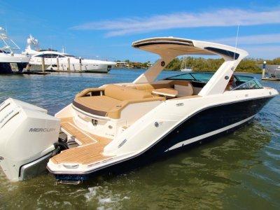 Sea Ray 310 SLX OB Bowrider