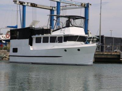 Bruce Roberts 40 Flybridge Cruiser