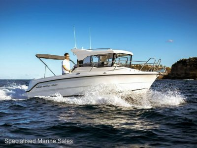 Parker Pilothouse 660 NEW to WA & EXCLUSIVE to Specialised Marine Group