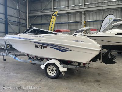 Whittley 1800 Bowrider New manifold and riser, recently serviced...- Click for more info...