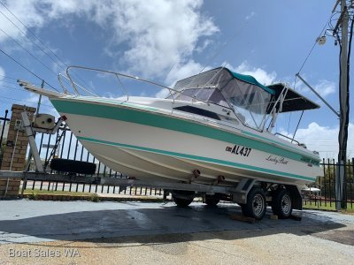 Haines Hunter 580 Sports Fisher - Clean, Quality Vessel Fresh on the Market
