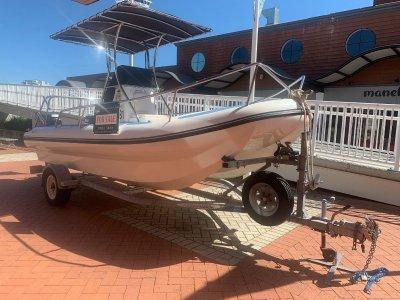 Osprey 570 (RIB Style) Catamaran